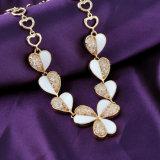 Form-Hochzeits-Kristallgold überzog Schmucksachen des Schmucksache-gesetzte Gold18k