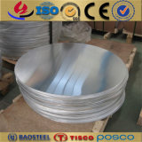 3003 cercles ronds en aluminium/disques de C.C pour faire cuire des ustensiles d'articles