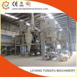 Fibre de bois automatique/Palm/Efb Pellet Mill de ligne de production
