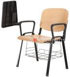 Presidenze di plastica dell'allievo di plastica della mobilia del banco con la base di nylon mobile