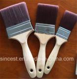 Filamenti di legno dello Synthetic della maniglia del pennello delle spazzole del chip del fornitore della Cina