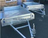 Гальванизированные DIP горячей сваркой в поле кузова самосвала с алюминиевыми прицепа ящик для инструментов