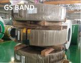 La bobina de banda de acero inoxidable 304