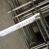 具体的な補強された棒鋼の溶接された網