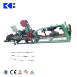 Hochfestes Stacheldraht-Ineinander greifen, das Maschine herstellt