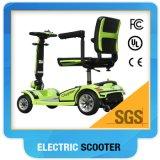 Motorino elettrico a quattro ruote