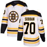 2018 Nova Marca homens Boston Bruins 31 Zane Mcintire 35 Anton Khudobin 70 Malcolm Subban Jakub Zboril Rob O'Gara Charlie Mcavoy camisolas de hóquei