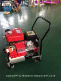 Fogo Pump Diesel Driven com Handle e Wheels