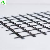 Route de matériaux de base de fibre de verre géogrille géogrille/fibre de verre