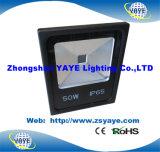 La mejor iluminación de inundación de la MAZORCA luz/50W de inundación de la MAZORCA 50W LED de la venta de Yaye 18 LED con 3 años de garantía