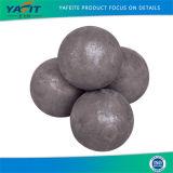 Dia. 25mm-150mm水晶またはケイ素の砂の工場鉱山の製造所によって造られる粉砕の球