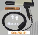 Grande machine à revêtement en poudre à prix réduit avec le pistolet Pg01