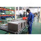 Intercambiador de calor de placas soldadas de doble circuito dos compresores