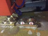 Usinagem CNC/Maquinaria pequeno lote de peças de alumínio de serviços de Prototipagem Rápida