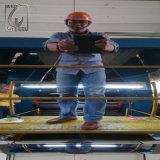 Rivestimento martellato 304 dello specchio dello strato dell'acciaio inossidabile uno strato decorativo dei 316 ss impresso grado