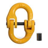 Ковать выкованное оснащая кольцо такелажирования оборудования гальванизированное штуцером стальное d