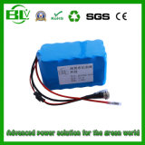 Li-ion Battery 18650 Battery de Battery del litio para Rechargeable Battery Pack 18650 Battery Pack