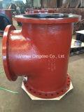 Awwa C110 duktiles Eisen-Flansch-Rohr