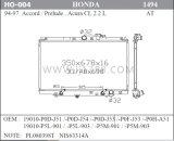 De AutoRadiator van het koelSysteem voor Honda Accord/Prelude/Acuura OEM19010-P0f-J01