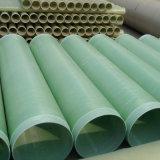 GRP de alta presión de suministro de agua del tubo Tubo de plástico reforzado con fibra