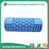 Mousse de rouleau de yoga de forme physique de massage de tissu musculaire de rouleau de mousse d'Accupoint