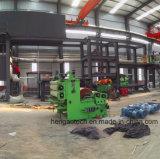 Zubehör-Lackierungs-Maschine des galvanisierten Stahlringes, PPGI Produktionszweig