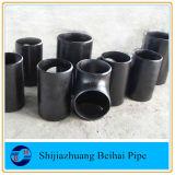Codo inconsútil de la instalación de tuberías de acero de carbón del ANSI B16.9 A234 Wpb