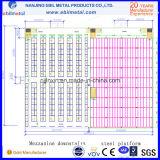 Plataforma de acero multi-capa de almacenamiento popular (EBILMETAL-SP)