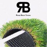 hierba artificial sintetizada del campo del césped de la decoración del paisaje de 20-35m m para el jardín