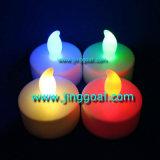 Sin llama Portacandelitas LED de la batería