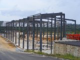 Fertiggabun-Prägepflanzenprojekt-Gebäude