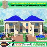 Structure en acier montés à l'énergie solaire Container / Mobile Préfabriqué modulaire / bâtiment préfabriqué
