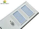 APP steuern LED integrierte Handelsangeschaltene Solar der Straßenlaterne120w (SNSTY-2120)