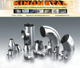 A207 ANSI304 / 316L Brillante recocido Pipe Fitting Bend para alimentos.