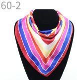 шарф печатание 60cm шарфа квадрата сатинировки 60cm квадратный