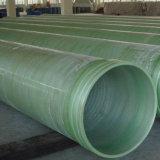 Tubo trattato composito della vetroresina GRP di FRP (Dn15mm-Dn4000mm) Zlrc