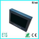 10.1 дюйма - поздравительная открытка LCD высокого качества видео-, тональнозвуковая поздравительная открытка