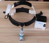 El doctor Ent cosmético Head Lamp de la linterna de la linterna LED 3W de la cirugía con 2 paquetes de la batería