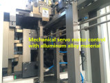 飲料水の工場のためのペットびんの吹く機械