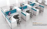Poste de travail moderne de bureau de modèle neuf avec le meuble d'archivage (HF-YZQ790)