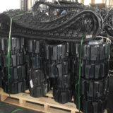 Trilhas de borracha para as peças de maquinaria 420*100*50 da máquina escavadora