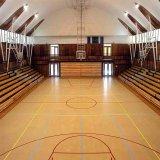 Vendita della fabbrica della Cina - sport del PVC e della plastica di pallacanestro che pavimentano in Roll