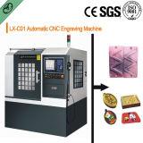 Machine-outil de gravure sur étiquette métallique