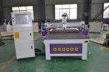 Ranurador del CNC de la certificación del Ce con vacío y el colector de polvo