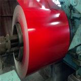Les matériaux de construction de la bobine d'acier prépeint Feuille de couleur