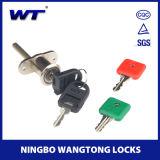Wangtong 0704 liga de zinco de alta qualidade a trava do pedestal de Chave Mestra