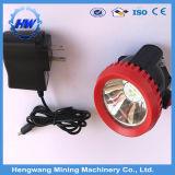 Lampada di protezione di estrazione mineraria di Kl2.5lm (A)/faro di caccia/indicatore luminoso senza cordone ricaricabile del minatore del LED