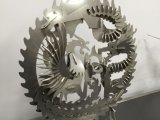1000Wステンレス鋼銀またはカーボンCNCのファイバーレーザーの打抜き機