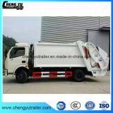 Dongfeng 4X2 7m3 Compactor Garbage Truck