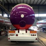 Liters/14580ガロン3のFuwa 56000の/BPWの車軸GLP LPGタンクトレーラー